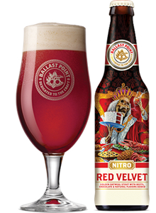 Ballast Point's Red Velvet Oatmeal Stout